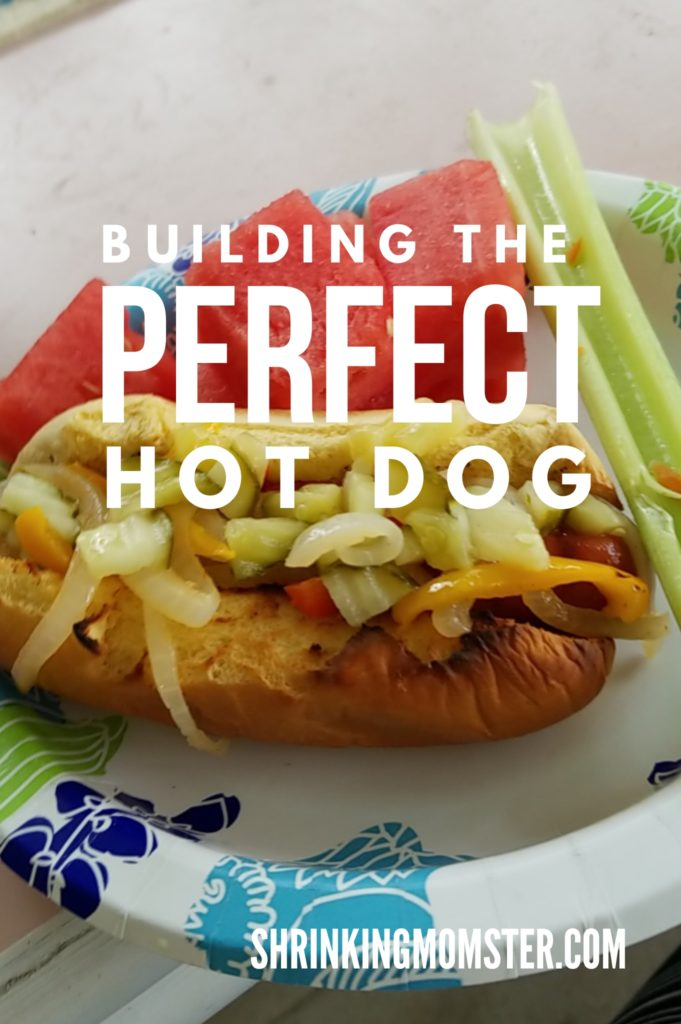 How to grill perfect hot dogs